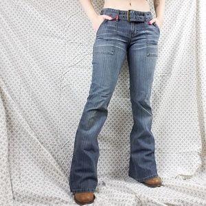 VTG 90s/Y2K Mudd flare jeans